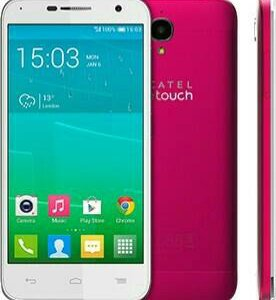 alcatel one touch 3 5019 pink