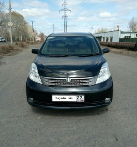 Toyota Isis 2007г. 1.8л 132 л.с.