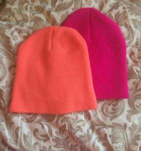 Детские шапки. Новые