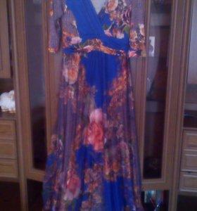 Шикарное платье 3D