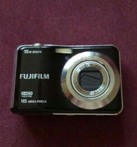 Fujifilm pinepix ax550