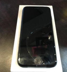 IPhone 7 чёрный матовый 128 Gb