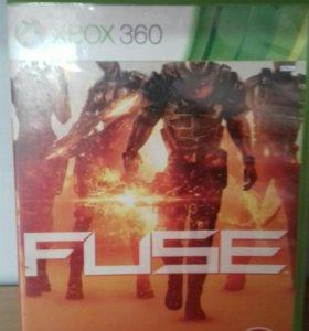 Fuse xbox360