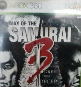 Samurai 3 xbox360