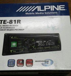 Alpine UTE81R