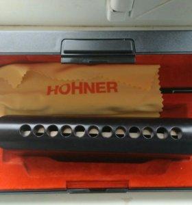 Губная гармошка Hohner CX12 (хроматическая)