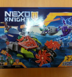 Bela Nexo Knights Спайсер Айрона 10593