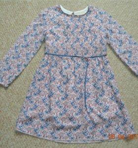 Платье ZARA рост 128 см