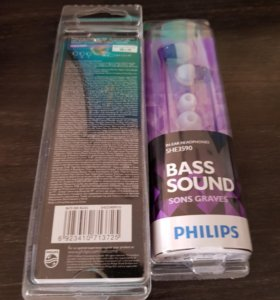 Наушники Philips BASS Sound