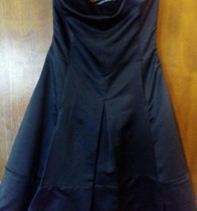 Платье бюстье классика