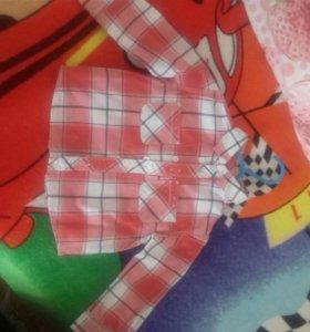 Рубашка глория джинс.
