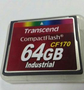 Compact flash 64 gb