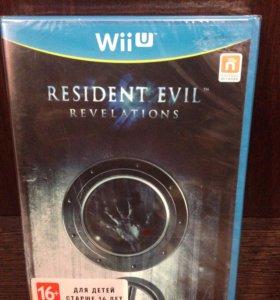 Resident Evil Revolutions Wii U