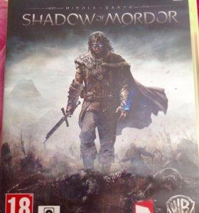 Shadow of Mordor на Xbox 360