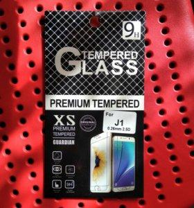 Броне стекло на Samsung J1