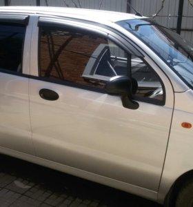 Daewoo Matiz 2008 г.