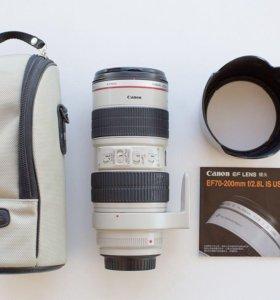 Телеобъектив Canon EF70-200mm f/2.8L IS USM