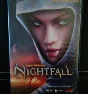 Игра GuildWars NightFall коллекционное издание