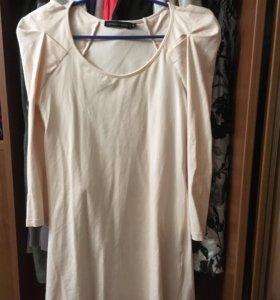 Платье-туника 40-42