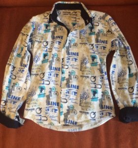 Рубашка на рост 122