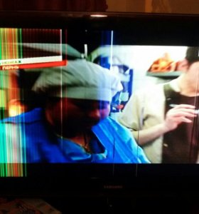Телевизор плазма Samsung