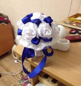 Букет дублёр ,браслеты для подружек невесты