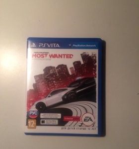 Игра для psp vita need for speed Most wanted