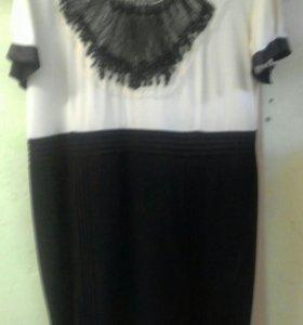 Платье новое р.58-60
