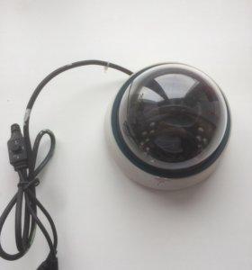 Камера ведеонаблюдения