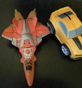 Трансформеры Hasbro и тачка Cars