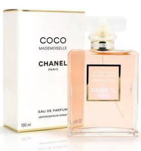 Coco mademoiselle Chanel 100мл