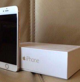 iPhone 6 16Гб золотой. В идеале