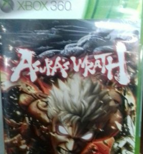 Asura's wrath xbox360