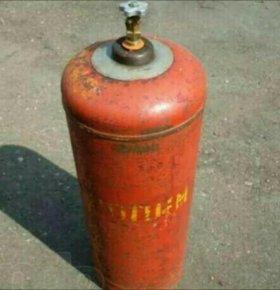 Газовые баллоны 50 л