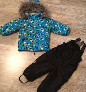 Костюм зимний ( полукомбинезон и куртка ) Lummi