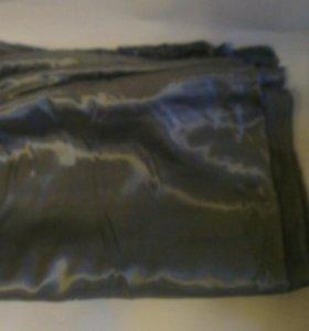 Ткань подкладочная атласная