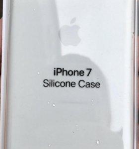 Оригинальный Чехол iPhone 6, 6s, 7 Silicon case