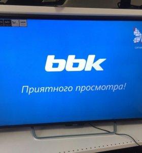 """ЖК Телевизор BBK 50"""" Smart TV"""