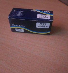 Батарейка 337
