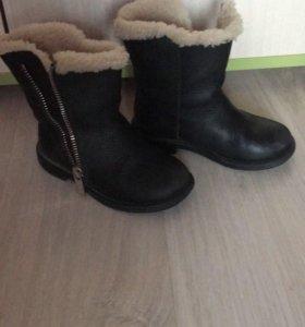Демисезонные ботиночки для девочки Gucci