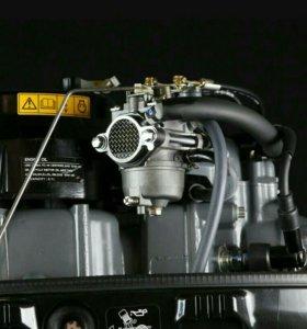 Лодочный мотор до 5 л.с.
