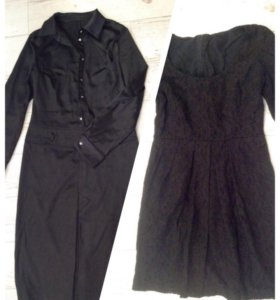 Черные платья 🕶
