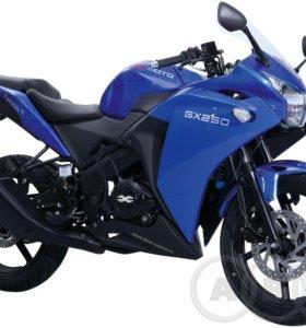 Мотоцикл X-moto GX250