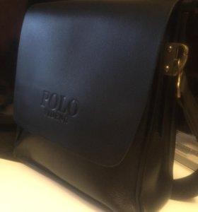 Мужская сумка POLO новая