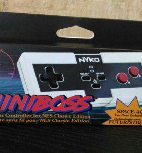 Беспроводной геймпад NES MINI, WII CONTROLLER