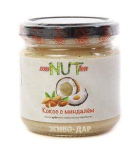 Урбеч кокосово-миндальный 200г