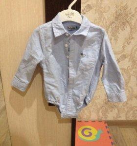 Детская рубашка боди