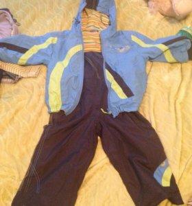 Костюм ветровочный(куртка двухсторонняя)