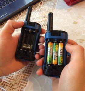 Рации Motorola TLKR T41