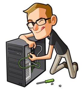 Ремонт и обслуживание ноутбуков/компьютеров
